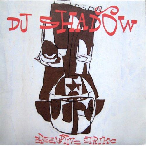 DJ Shadow - Preemptive Strike, 2xLP