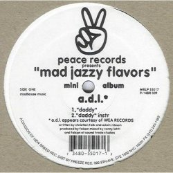 Various - Mad Jazzy Flavors, 12""