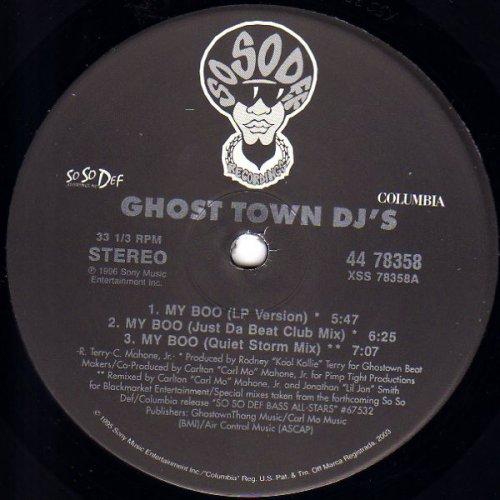 """Ghost Town DJ's - My Boo, 12"""""""