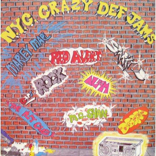 Various - N.Y.C. Crazy Def Jams, LP