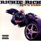 """Richie Rich - Let's Ride, 12"""""""