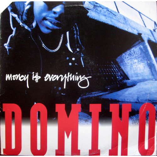 Domino - Money Is Everything, 12""