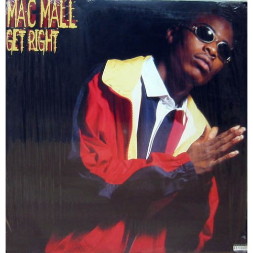 """Mac Mall - Get Right, 12"""""""