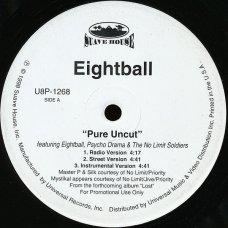 "Eightball - Pure Uncut, 12"", Promo"