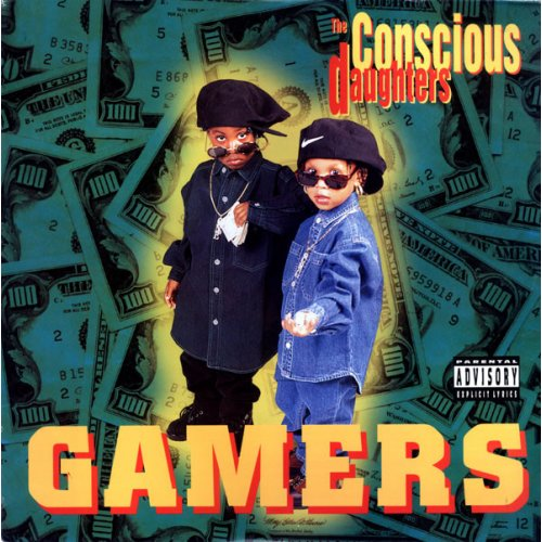 The Conscious Daughters - Gamers, 12""