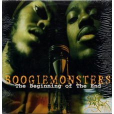 Boogiemonsters - The Beginning Of The End, 12""