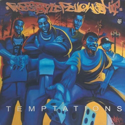 Freestyle Fellowship - Temptations, 2xLP