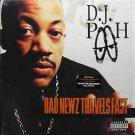 DJ Pooh - Bad Newz Travels Fast, 2xLP