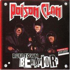 Poison Clan - Ruff Town Behavior, 2xLP, Promo
