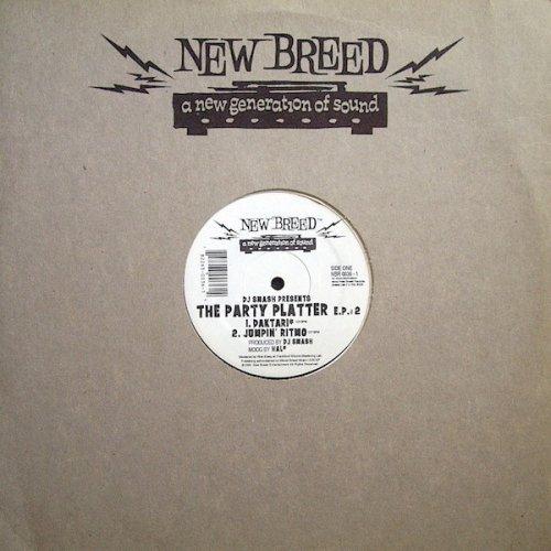 "DJ Smash - DJ Smash Presents The Party Platter EP #2, 12"""