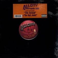 All City - Metropolis Gold, 2xLP