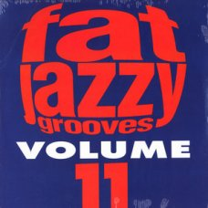 Various - Fat Jazzy Grooves Volume 11, 12""