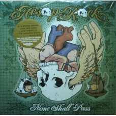 Aesop Rock - None Shall Pass, 2xLP