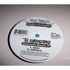 """The Khromozomes - Buttermilk Biscuits EP, 12"""", EP"""