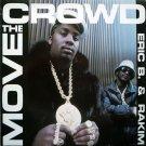 """Eric B. & Rakim - Move The Crowd / Paid In Full, 12"""""""