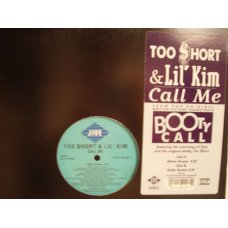 Too Short & Lil' Kim - Call Me, 12""
