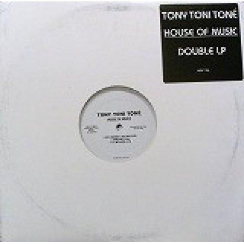 Tony Toni Toné - House Of Music, 2xLP, Promo
