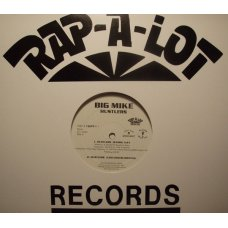 "Big Mike - Hustlers / Sunday Morning, 12"", Promo"