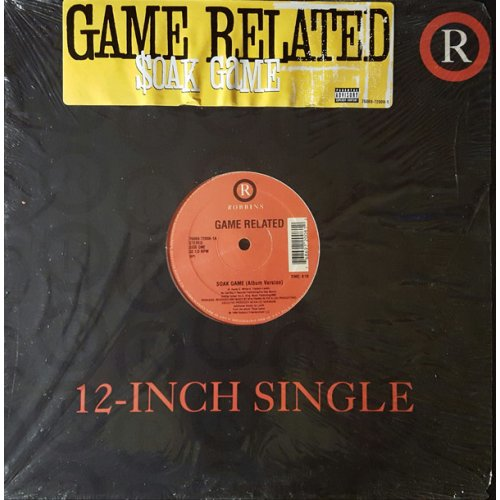 Game Related - Soak Game, 12""