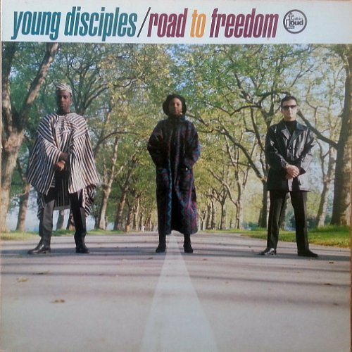 Young Disciples - Road To Freedom, LP