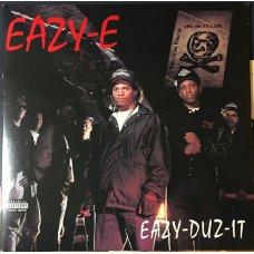 Eazy-E - Eazy Duz It, 2xLP, Reissue, Remastered