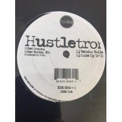 "Hustletron - Other Sounds, Other Worlds EP., 12"", EP"