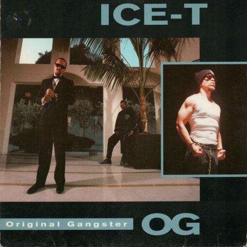 Ice-T - O.G. Original Gangster, LP