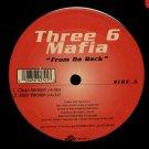 "Three 6 Mafia / Trick Daddy - From Da Back / Walkin Like A, 12"""