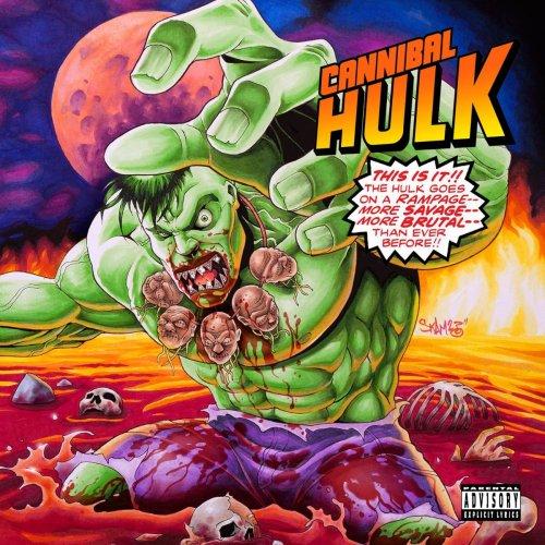 Ill Bill & Stu Bangas - Cannibal Hulk, LP