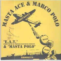 """Masta Ace & Marco Polo - E.A.T./ Masta Polo, 7"""""""