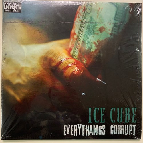 Ice Cube - Everythangs Corrupt, 2xLP