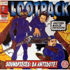 "Lootpack - Soundpieces: Da Antidote!, 3xLP + 7"""