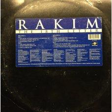 Rakim - The 18th Letter, 2xLP