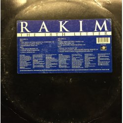 Rakim - The 18th Letter, 2xLP