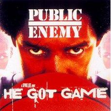 Public Enemy - He Got Game, 2xLP