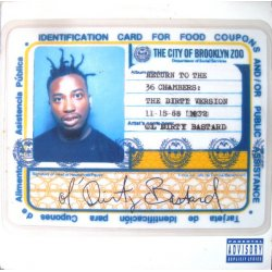 Ol' Dirty Bastard - Return To The 36 Chambers: The Dirty Version, 2xLP