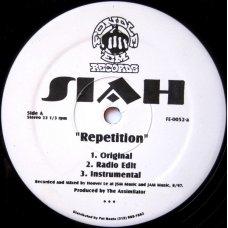 "Siah - Repetition, 12"""