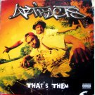 Artifacts - That's Them, 2xLP