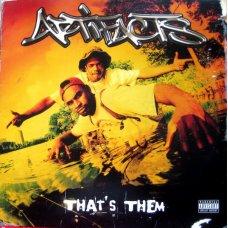 Artifacts - That's Them, 2xLP