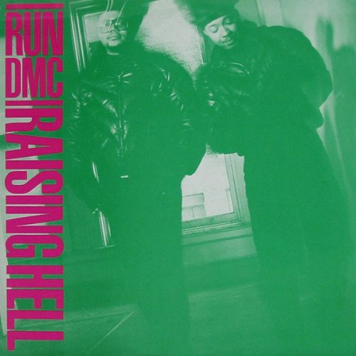 Run DMC - Raising Hell, LP