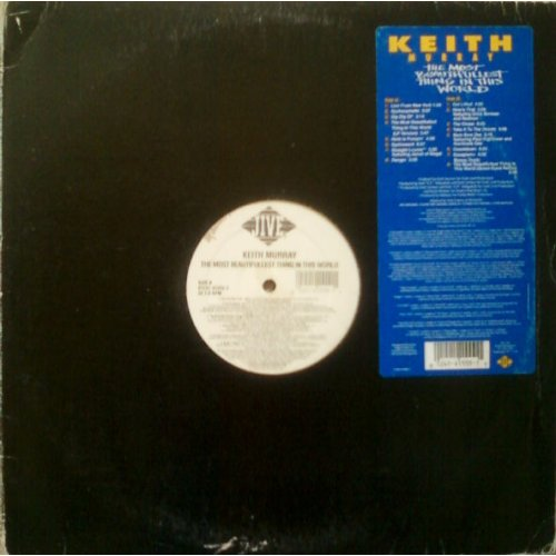 Keith Murray - The Most Beautifullest Thing In This World, LP