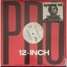 Special Ed - Neva Go Back / Just A Killa, 12""