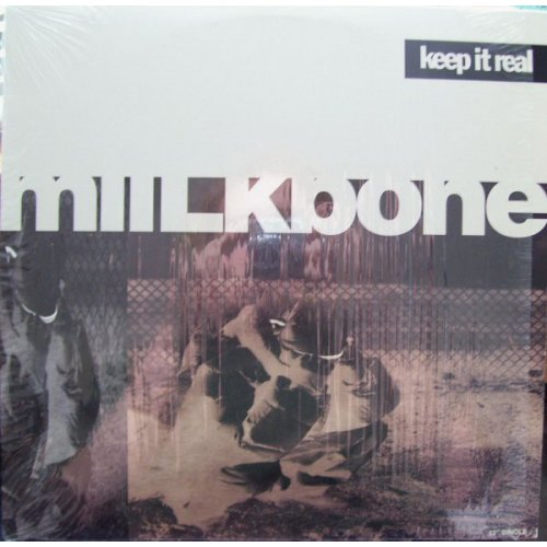 Miilkbone - Keep It Real / How Ya Like It ?, 12""