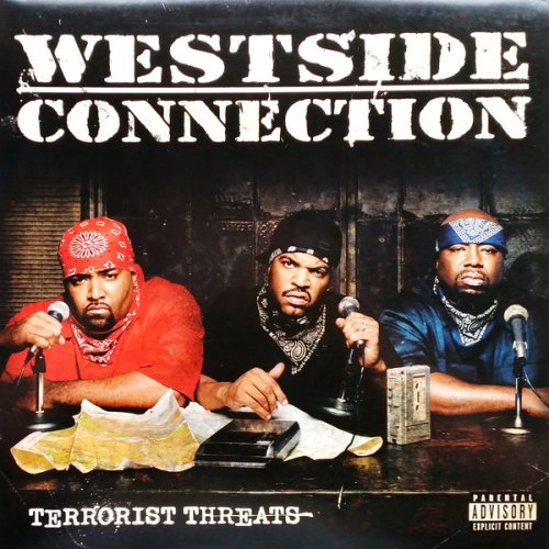 Westside Connection - Terrorist Threats, 2xLP