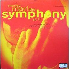 "Marley Marl Featuring Master Ace, Craig G., Big Daddy Kane, Kool G Rap And Little Daddy Shane - The Symphony, Pt. II, 12"""