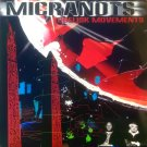 Micranots - Obelisk Movements, 3xLP
