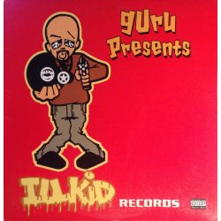 Guru - Illkid Records, LP