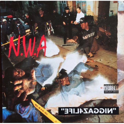 N.W.A. - Efil4zaggin, LP