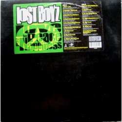 Lost Boyz - Love, Peace And Nappiness, LP