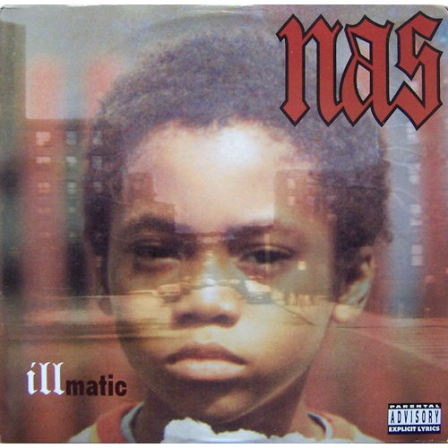 Nas - Illmatic, LP